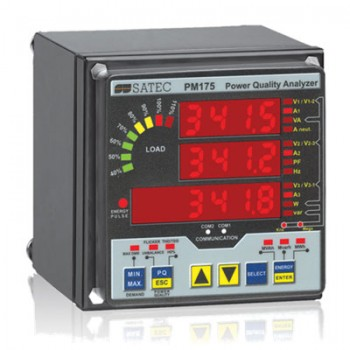 Power Quality Analyser:  PM175